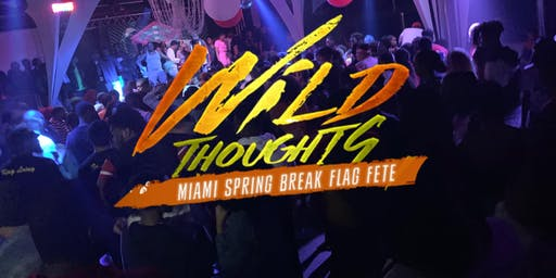 WILD THOUGHTS: COOLER FLAG FETE