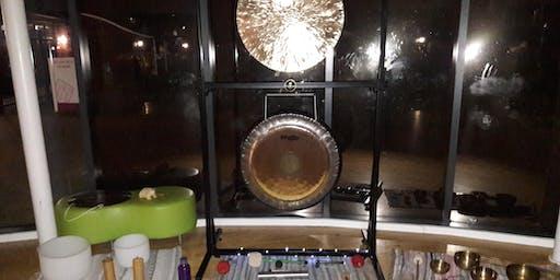 Gong Sound Bath - Bicester