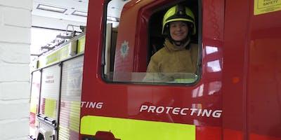 Female Focused Firefighter Recruitment Events