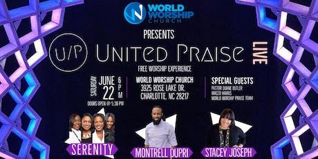 United Praise Live tickets