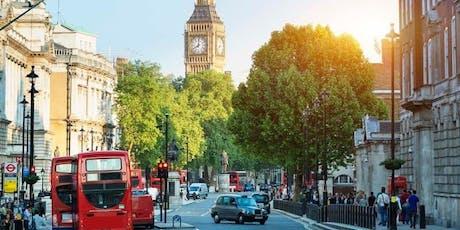 Executive Secretary LIVE London 2020  tickets