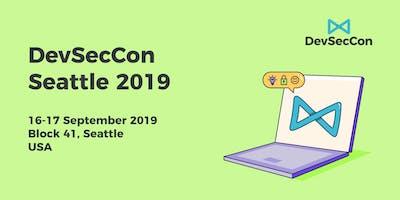 DevSecCon Seattle 2019