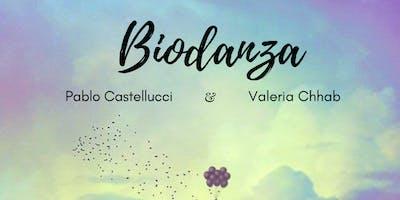 Clase Abierta de Biodanza