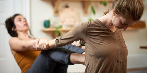 SomaVeda Thai Yoga Training: Level One - The Fundamentals