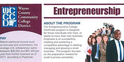 WCC Retail Management Certificate Program Information Session