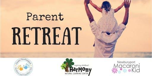 Parent Retreat - November 2, 2019