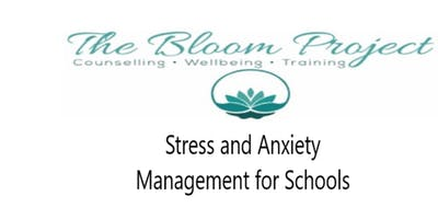 FREE Stress and Anxiety Management for Schools Workshop