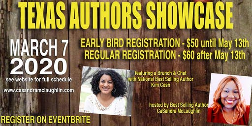 TEXAS AUTHORS SHOWCASE
