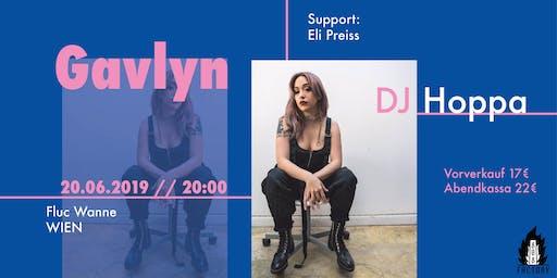 Verschoben | GAVLYN & DJ Hoppa // Support: Eli Preiss