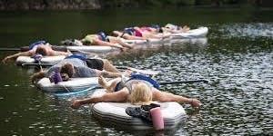 Sunday Yoga, Picnic Lunch & Yoga Paddleboarding