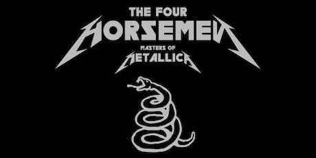 The Four Horsemen - Metallica Tribute tickets