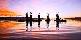 Serenity Sunday Retreat: Bridge Yoga, Picnic Lunch & Paddleboard Yoga