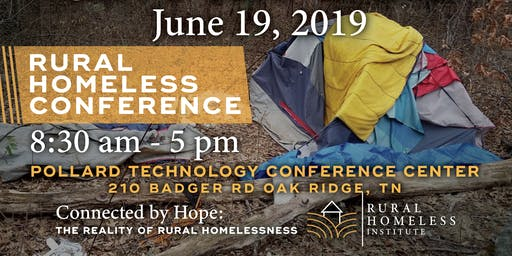 Rural Homeless Conference