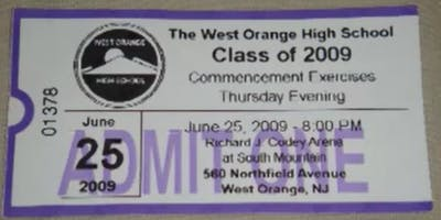 West Orange High School 2009 Class Reunion