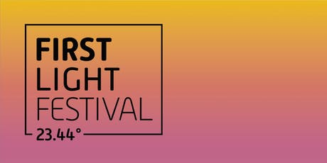 First Light Festival - Wild Beach Camping tickets