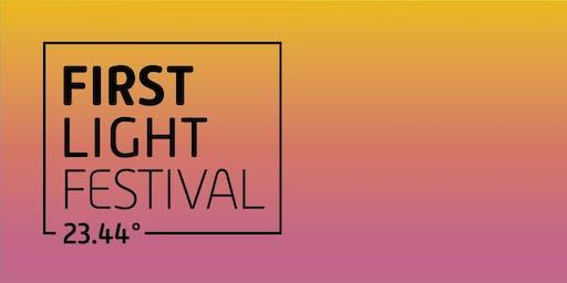 First Light Festival - Wild Beach Camping
