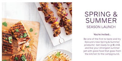 Epicure Spring/Summer Season Launch! (Spruce Grove)