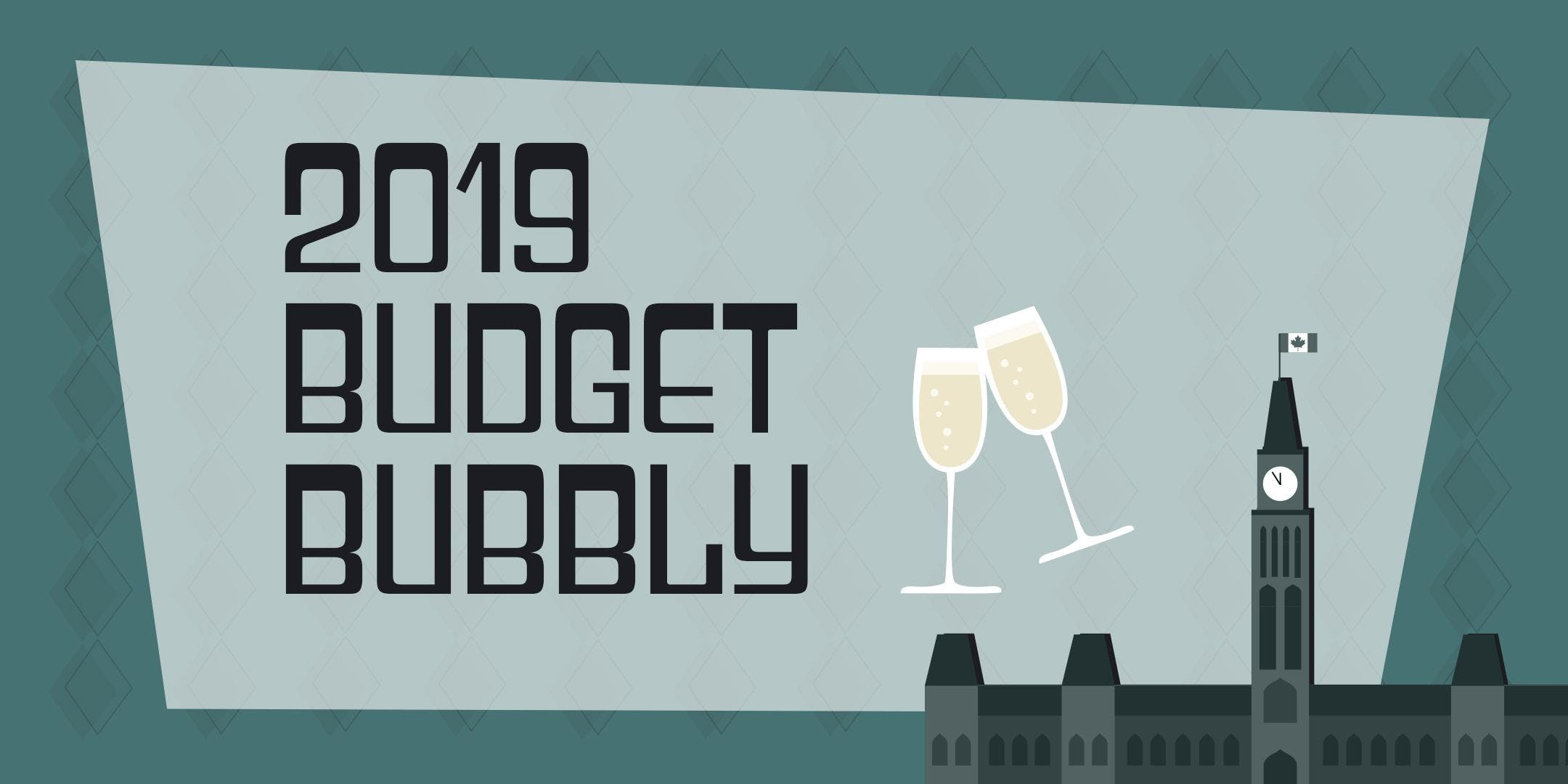 The Budget Bubbly