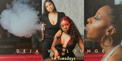 1st Tuesdays Happy Hour Deja Vu Lounge