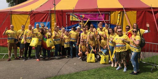 Join Aviva at Norwich Pride 2019