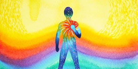 Aurastark und kernstabil - mehr Schwung und Gelassenheit mit Energy Medicine Tickets