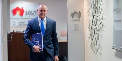 In Conversation with Jay Weatherill