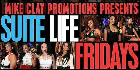Suite Life Friday's At Suite Lounge! Freaknik Weekend Kickoff!  tickets