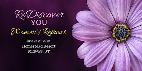 ReDiscover You Women's Retreat tickets