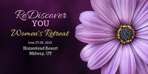 ReDiscover You Women's Retreat