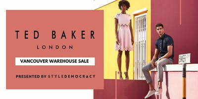 Ted Baker Warehouse Sale Vancouver