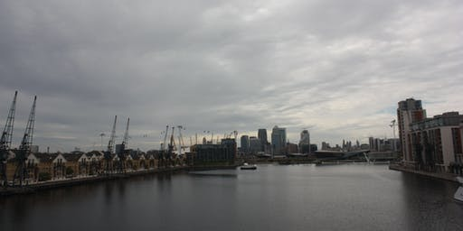 The Royal Docks, Thames Barrier and Woolwich Ferry