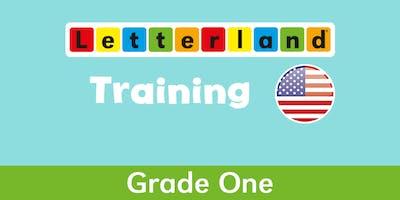 Grade 1 Letterland Training- Winston-Salem, NC