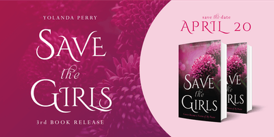 Save the Girls: 3rd Book Release