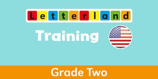 Grade 2 Letterland Training - Winston-Salem, NC