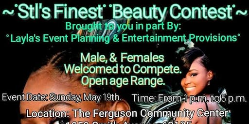 Stl's Finest, Beauty Contest.