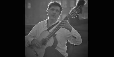 Felix Manyé - Perkussive spanische Gitarren Improvisation