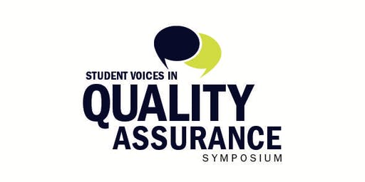 Student Voices in Higher Education - Quality Assurance Perspectives and Practices Symposium