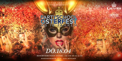 Partyschool+Osterfest+im+Crowns+Club+ab+16