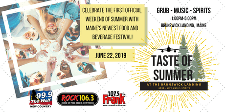 Taste of Summer Festival tickets
