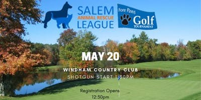 SARL's 15th Annual Fore Paws Golf Tournament