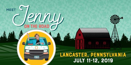 Jenny on the Road Lancaster, PA (East Earl) #2 tickets