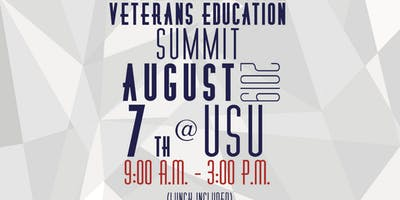 Utah Veterans Education Summit 2019