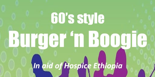 60's Style Burger 'n Boogie