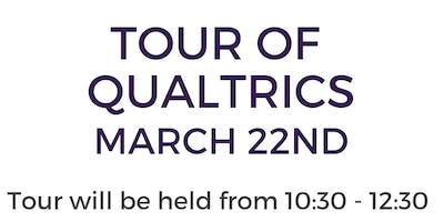 Weber Students Tour Qualtrics - A Field Trip You Won't Want to Miss