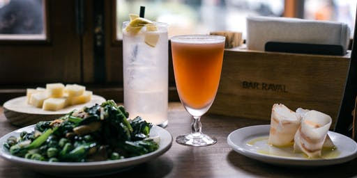 Tapas + Cocktail Crawl Toronto