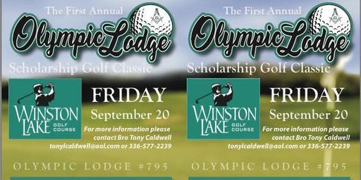 Olympic Lodge Scholarship Golf Classic