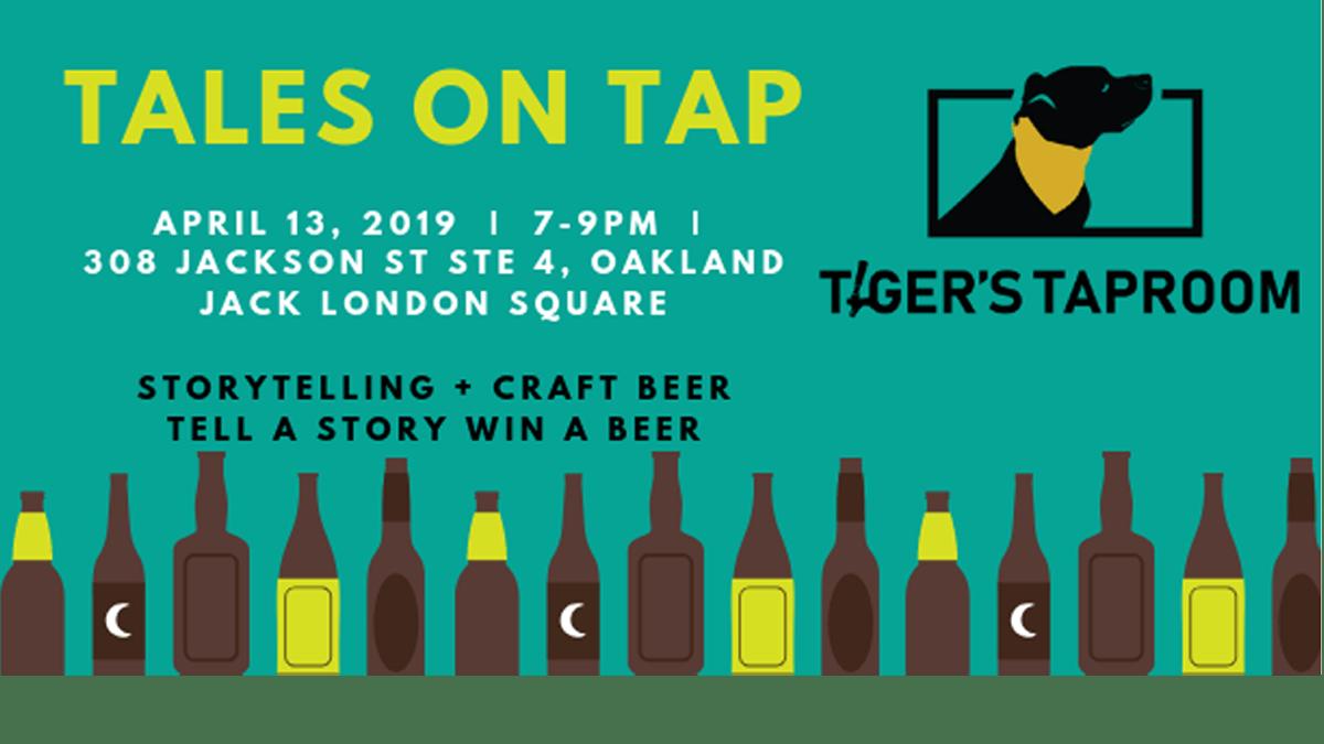 Tales on Tap - Storytelling & Craft Beers