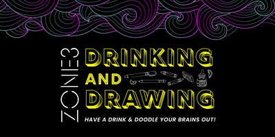 Drinking + Drawing with Ayana Mack