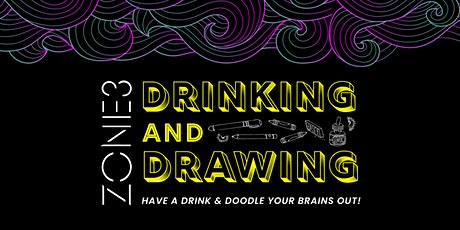 Drinking + Drawing with Allston Pudding tickets