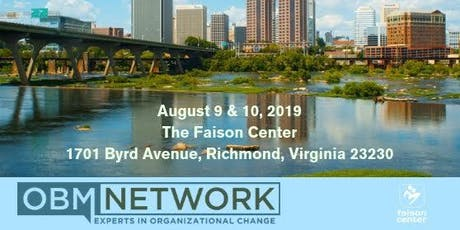 OBMNetwork 2019 Conference tickets